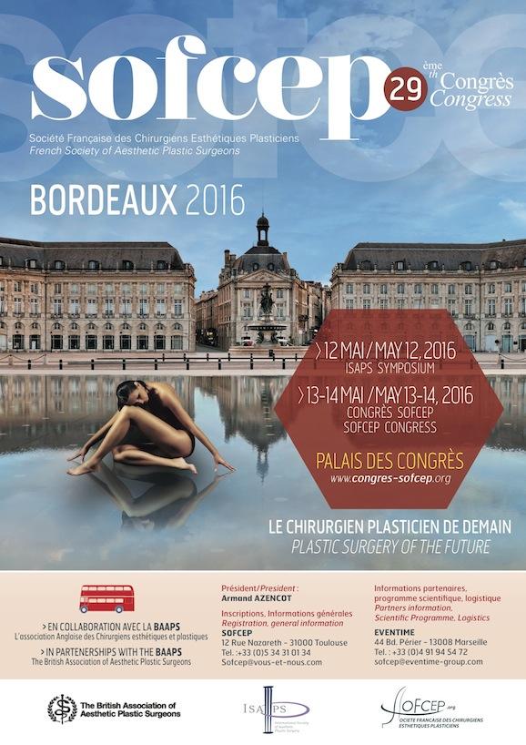 Affiche A3 - SOFCEP 2016-1