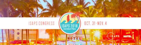 La SOFCEP à l'ISAPS MIAMI 2018