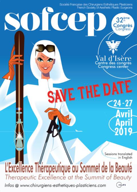 Congrès SOFCEP 2019 @ Val d'Isère