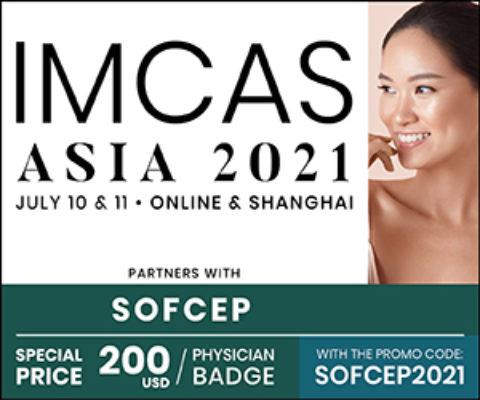 Partenariat SOFCEP IMCAS ASIA